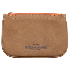 Pipe Accessories Erik Stokkebye 4th Generation Zipper Pouch Hunter Brown