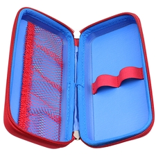 Pipe Accessories Rossi 2 Pipe Case- Red