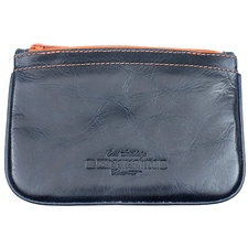 Pipe Accessories Erik Stokkebye 4th Generation Zipper Pouch Navy Blue