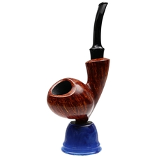Pipe Accessories Abe Herbaugh Cobalt Magnetic Single Pipe Stand