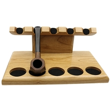 Pipe Accessories Neal Yarm 5 Pipe Stand Cherry