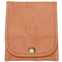 Stands & Pouches Claudio Albieri Italian Leather Accessory Pouch Russet