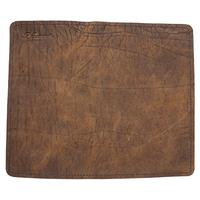 Pipe Accessories Neerup Leather Tobacco Mat Chestnut