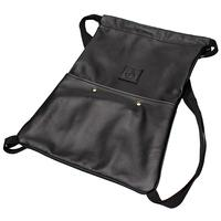 Pipe Accessories Claudio Albieri Italian Leather Backpack for 3 Pipes Black