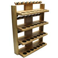 Pipe Accessories Neal Yarm 12 Pipe Stand Oak