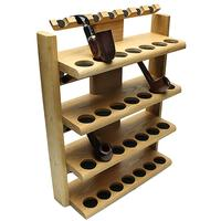 Pipe Accessories Neal Yarm 28 Pipe Stand Oak