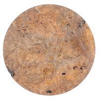 Pipe Accessories Scott Tinker 6.5 Inch Maple Burl Tobacco Plate