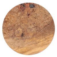 Pipe Accessories Scott Tinker 5 Inch Maple Burl Tobacco Plate