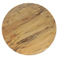 Pipe Accessories Scott Tinker 6 Inch Spalted Poplar Tobacco Plate