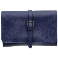 Stands & Pouches Savinelli 4 Pipe Travel Bag Royal Blue