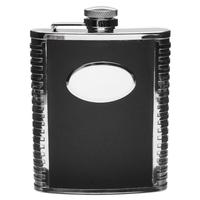 Pipe Accessories Peterson Pattern Design Flask 6oz