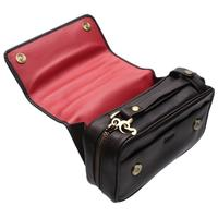 Pipe Accessories Peterson Deluxe 2 Pipe 1 Accessory Bag and Tobacco Pouch