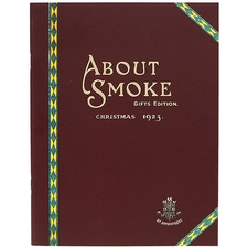 Books About Smoke...A Christmastime Companion Set