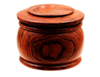Pipe Accessories Wooden Tobacco Jar