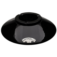 Ashtrays Savinelli Ceramic Black Deco Ashtray