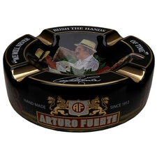 Ashtrays Arturo Fuente Journey Through Time Ashtray Black
