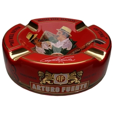 Ashtrays Arturo Fuente Journey Through Time Ashtray Red