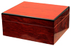 Cigar Accessories Savoy Bubinga Small Humidor
