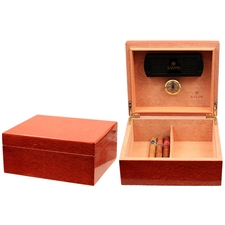 Cigar Accessories Savoy Beetlewood Small Humidor