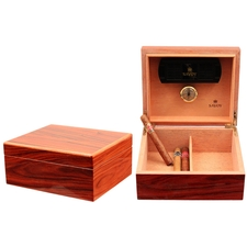 Cigar Accessories Savoy Rosewood Small Humidor