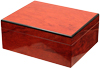 Cigar Accessories Savoy Bubinga Medium Humidor