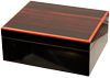 Cigar Accessories Savoy Macassar Medium Humidor