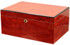Cigar Accessories Savoy Bubinga Large Humidor