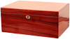 Cigar Accessories Savoy Rosewood Large Humidor
