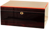Cigar Accessories Savoy Macassar Large Humidor