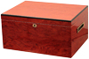 Cigar Accessories Savoy Bubinga Extra Large Humidor