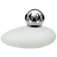 Home Fragrance Lampe Berger Pebble White Lamp
