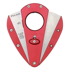 Cigar Accessories Xikar Xi1 Red Cigar Cutter