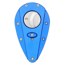 Cigar Accessories Xikar Xi1 Blue Cigar Cutter