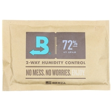 Cigar Accessories Boveda Humidity Control Packet-72%