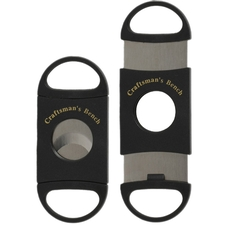 Cigar Accessories Craftsman's Bench Double Blade Cigar Cutter