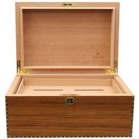 Cigar Accessories Savoy Marquis Caramel Elm Large
