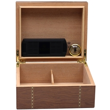 Humidors & Travel Cases Savoy Ironwood Marquerty Small