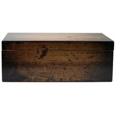 Cigar Accessories Craftsman's Bench Rustic Humidor