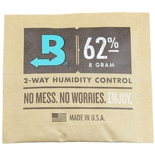 Cigar Accessories Boveda 8g Humidity Control Packet-62%