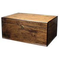 Humidors & Travel Cases Savoy Mesquite Large Humidor