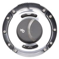 Cutters & Accessories Xikar XO Phantom Cutter Polished Chrome