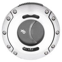 Cutters & Accessories Xikar XO Cutter Brushed Chrome