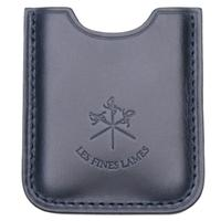 Cutters & Accessories Les Fines Lames Leather Cigar Stand Blue