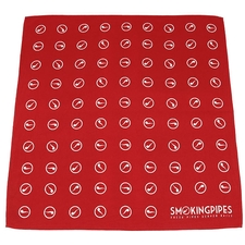 Smokingpipes Gear Smokingpipes Handkerchief (Red)
