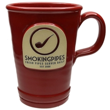 Smokingpipes Gear Smokingpipes Commuter Mug (Red)