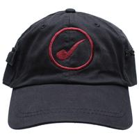 Gifts Smokingpipes Baseball Cap Black (with Pockets)