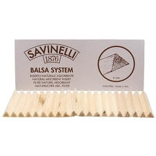 Pipe Tools & Supplies Savinelli 6mm Balsa Filters (20 Count)