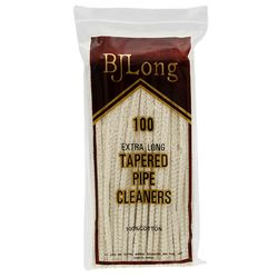 Cleaners & Cleaning Supplies B. J. Long Regular Tapered Pipe Cleaners (100 pack)