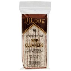 Cleaners & Cleaning Supplies B. J. Long Bristle Tapered Pipe Cleaners (80 pack)