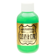 Pipe Tools & Supplies Pipemaster Clean and Cure 2oz